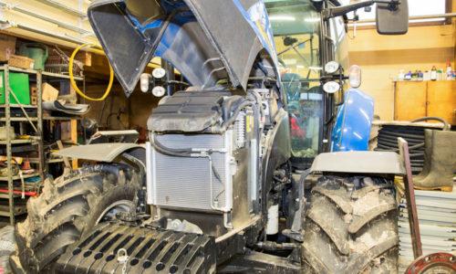 Suomen Konehuolto - maatalouskoneiden korjaus- ja huoltopalvelua ammattitaidolla