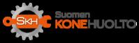 Suomen Konehuolto, logo