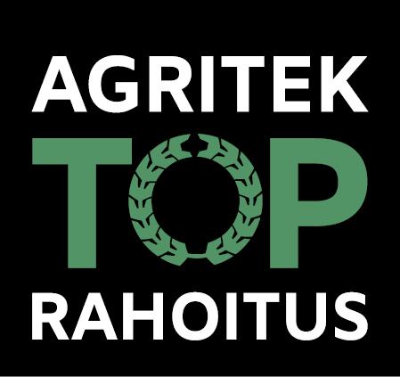 Agritek TOP rahoitus, logo