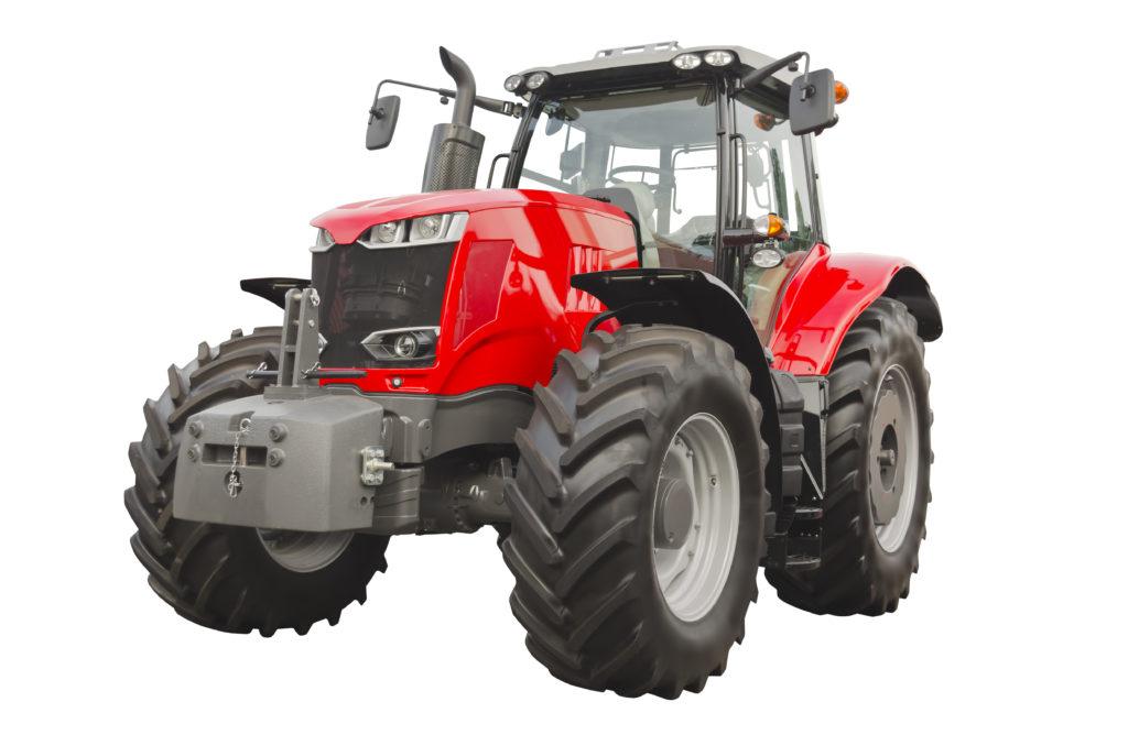 Suomenkonehuolto Traktori